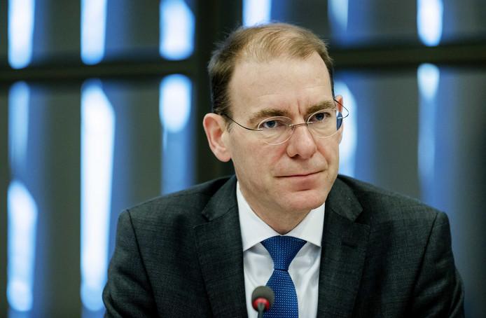 Staatssecretaris van Financiën Menno Snel
