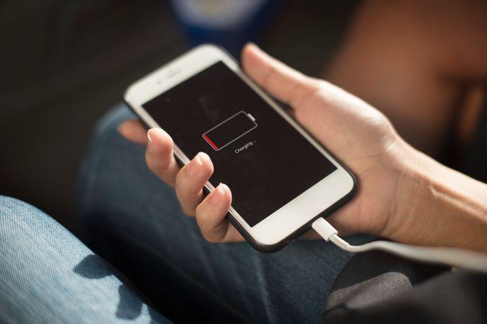 hoeveel kost het om je telefoon op te laden