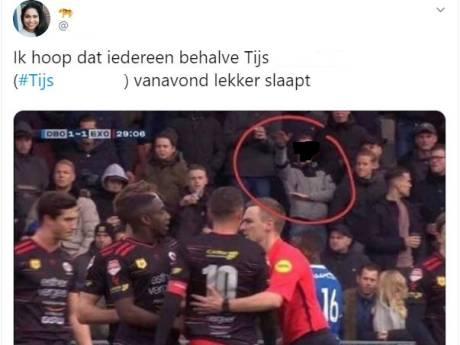 Doodsbedreiging voor Thijs na 'Hitlergroet' bij FC Den Bosch: 'Beangstigend dat ik hieraan gelinkt wordt'