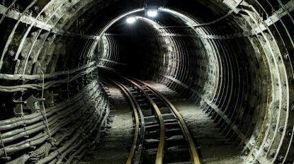 De spookachtige Mail Rail: die andere duistere metro in Londen