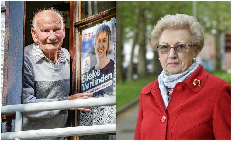 Jozef Peeters en Francine van der Graaf