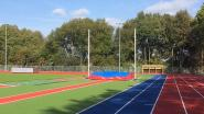 Nieuw atletiekpark voortaan alleen met beurtenkaart toegankelijk