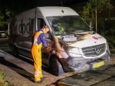 Opnieuw brandstichting in Vaassen: aanmaakblokje bij bestelbus gevonden