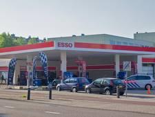 Tankstation Esso aan Pieter Calandlaan overvallen