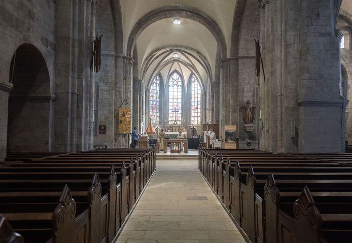 Zondag zijn er speciale torenbeklimmingen in de Plechelmusbasiliek in Oldenzaal.