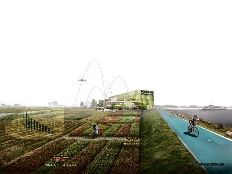 Minister wil in Hoeksche Waard praten over Foodlab