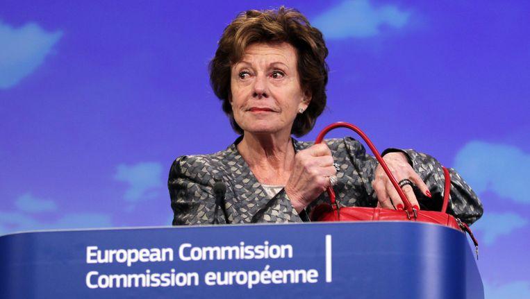 Neelie Kroes Beeld EPA