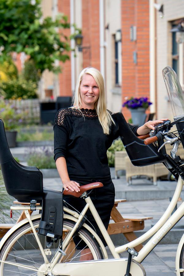 Jacqueline de Ruiter uit Tiel.