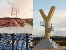 Yankee aan kop in poll over kunstwerk Ginkelse Heide
