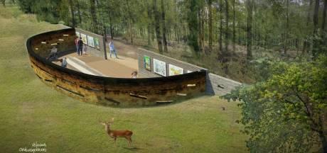 Bouw nieuw wildkijkscherm Hoog Buurlo loopt vertraging op