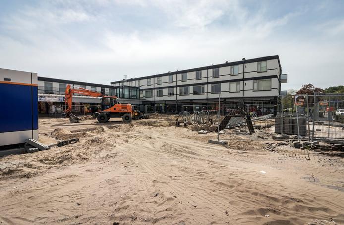 Winkelcentrum Straakven in Helmond-Oost gaat er een stuk aantrekkelijker uitzien.