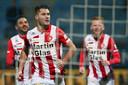 Thijs van Pol maakte vorig seizoen de winnende 1-2 voor TOP Oss, op bezoek bij FC Eindhoven. Naar eigen zeggen een van zijn beste duels voor de Ossenaren.