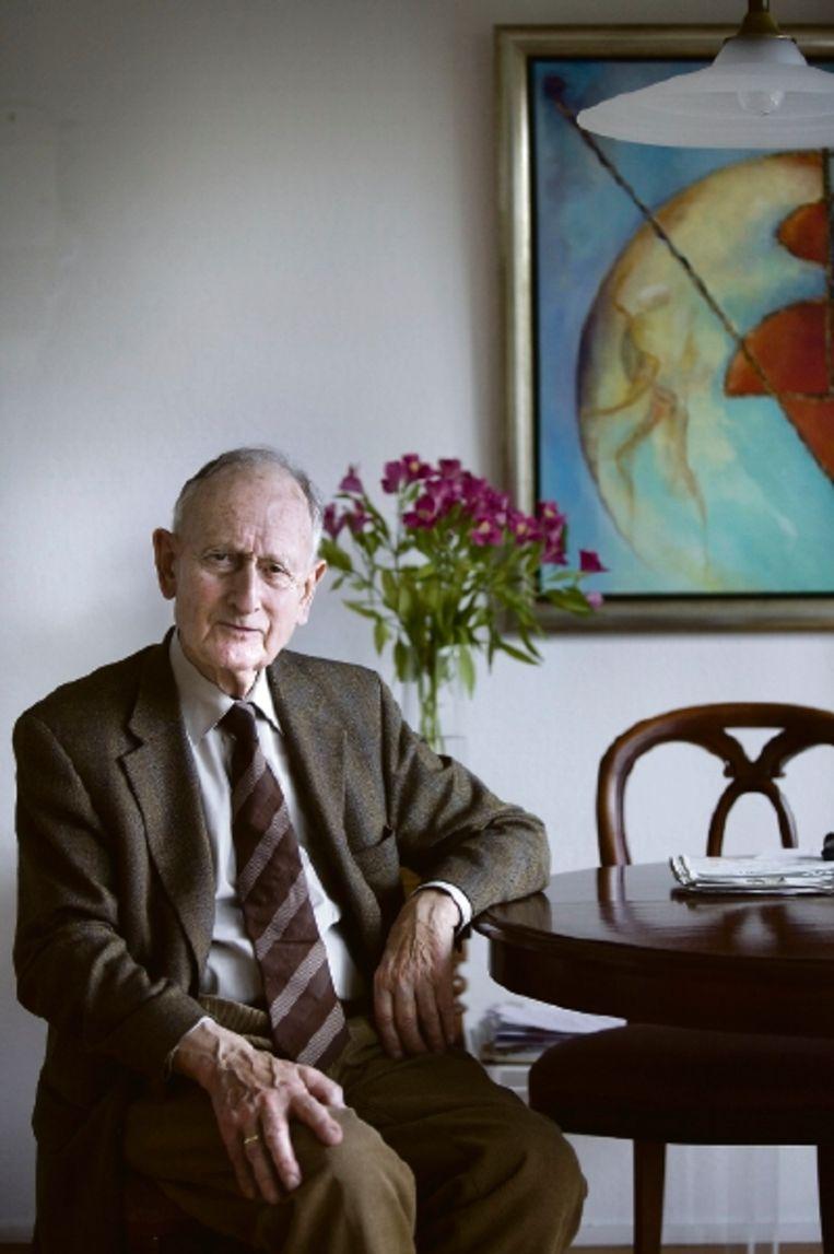 Jan van Alten (Trouw) Beeld
