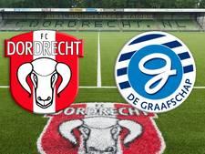 FC Dordrecht kan geen vuist maken
