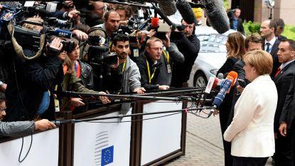 Belgische journalisten moeten voortaan 50 euro betalen voor veiligheidsscreening op Europese toppen