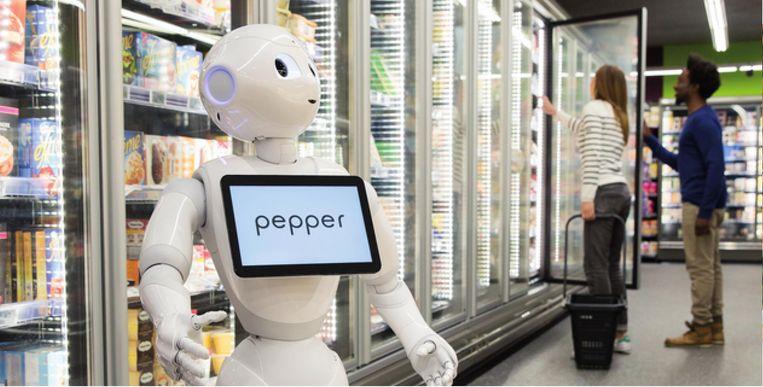 null Beeld Softbank Robotics