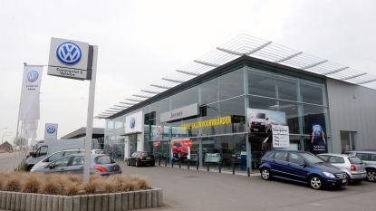 Garage Jennes neemt concurrent Van der Elst over