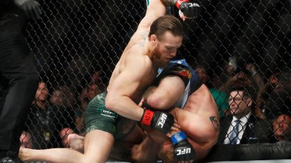 McGregor viert comeback met overwinning na 40 seconden