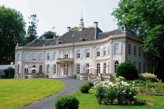 Landhuis Landfort. foto Thoma & Bennink Landerijenbureau