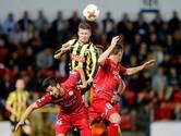 Kijk hier terug hoe Vitesse en Zulte Waregem de punten deelden
