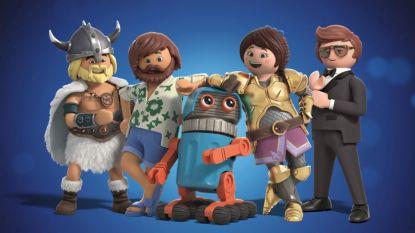 Playmobil-figuurtjes krijgen eigen animatiefilm