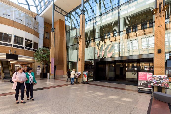 Het Muziekgebouw Eindhoven in de Heuvelgalerie