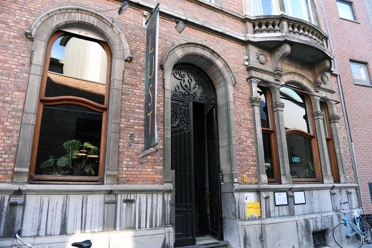 Lust Bold Bistro in de Wieringstraat in Leuven.
