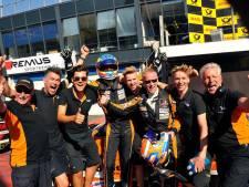 Rijssens BS Racing Team op het podium in Zandvoort