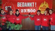 Schorvoort for Life zamelt 23.500 euro in voor Het Vierkant Wieltje