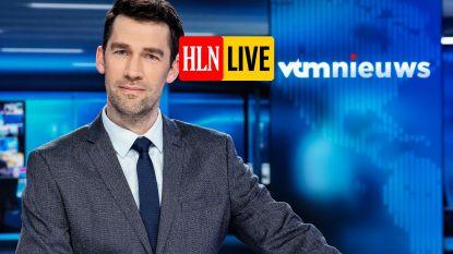 HLN LIVE. Kijk hier om 13 uur live naar VTM NIEUWS