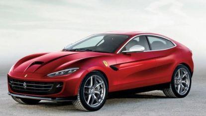 Ferrari lanceert SUV in 2020