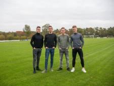 De voetbalfamilie van Vessem: 'We zagen opa glunderen'