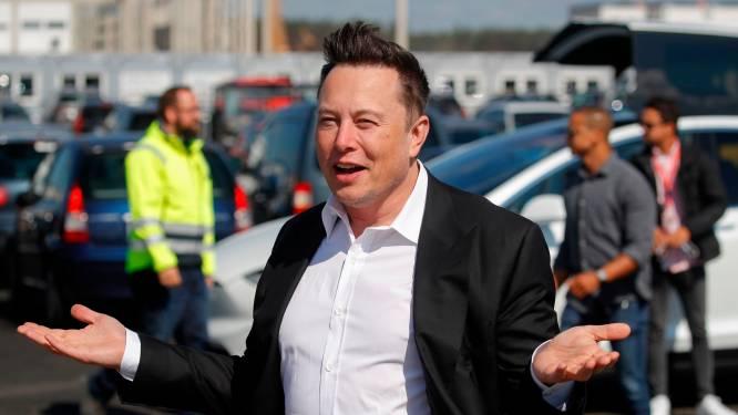 Elon Musk steekt Mark Zuckerberg voorbij en wordt op twee na rijkste persoon ter wereld