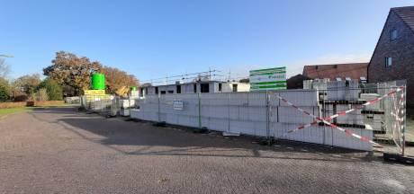 Contouren eerste nieuwe huurwoningen aan Koperweg zichtbaar
