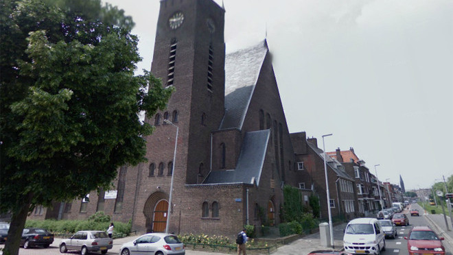 Breepleinkerk in Rotterdam