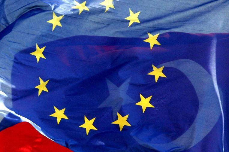 Twee derde van alle klachten bij de Europese Ombudsman ging over de Europese Commissie, het voornaamste orgaan van de Europese Unie. Foto EPA Beeld