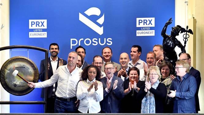 Techinvesteerder Prosus gaat op jacht naar overnames in e-commerce