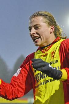 GA Eagles speelt oefenduel tegen CSV Apeldoorn