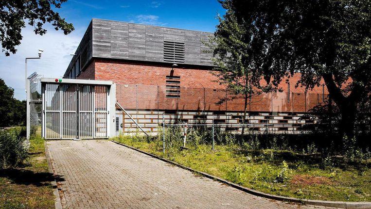 DE EBTL in Amsterdam is in de voormalige jeugdgevangenis Amsterbaken Beeld ANP