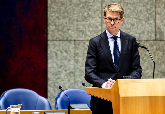 Sander Dekker, minister voor Rechtsbescherming