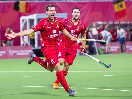 Eerste Europese titel Belgische hockeyers