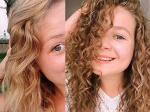 Elle cartonne sur Instagram en prodiguant des conseils pour les cheveux bouclés: la success-story d'une jeune Française de 25 ans