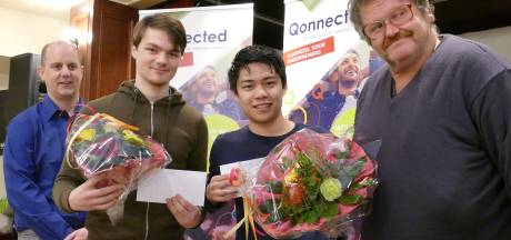 Russische en Nederlandse grootmeester delen schaakwinst in Hardenberg