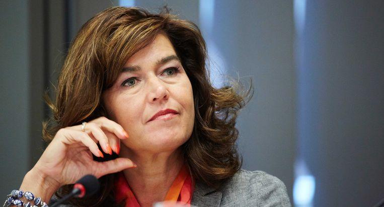 Kamervoorzitter Anouchka van Miltenburg: 'Ik vind dit in toenemende mate ingewikkeld' Beeld anp