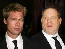 Brad Pitt dreigde Harvey Weinstein te vermoorden