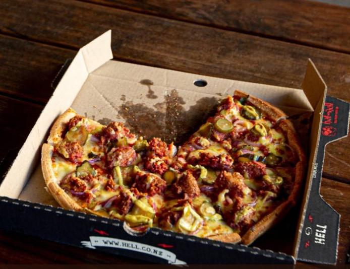 De pizza