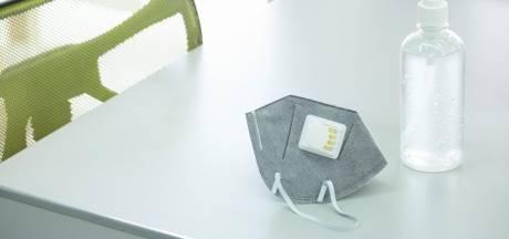 Gratis mondkapjes en handgel voor minima in Waalre