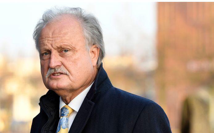 Ger Visser mag zijn proces voorlopig in vrijheid afwachten.