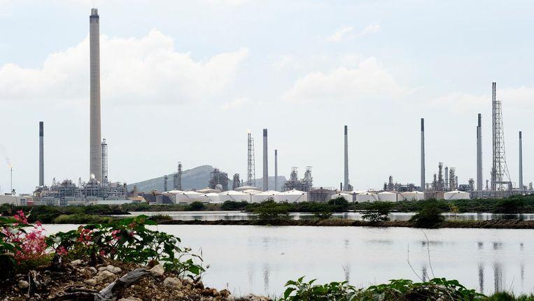 De Isla Raffinaderij. Beeld anp