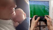 Gamende vader blijft in cel voor vuistslag aan baby tijdens spelletje FIFA